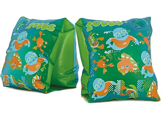 Zoggs Zoggy - Niños - 1-6 Years verde